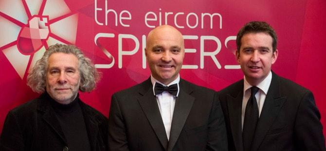 Kevin Godley, WholeWorldBand; Gary Disley, eircom Business Solutions; Mark Little, Storyful.
