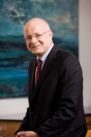 Shaun Murphy, managing partner, KPMG Ireland